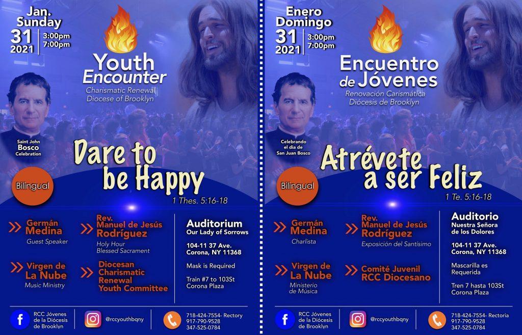 Youth Encounter - January 31st