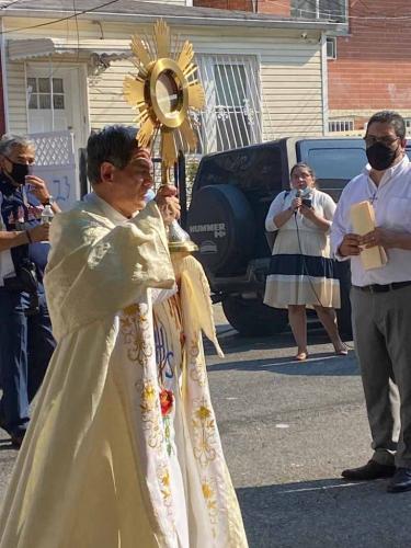(1) Corpus Christi Procession 6-6-2021