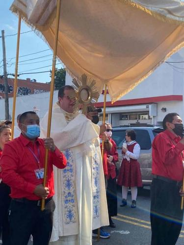 (2) Corpus Christi Procession 6-6-2021