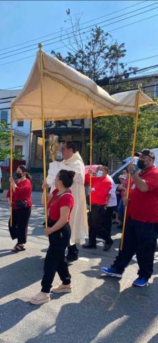 (3) Corpus Christi Procession 6-6-2021