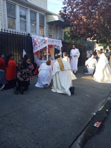 (6) Corpus Christi Procession 6-6-2021