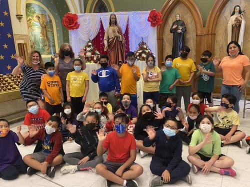 (7) Corpus Christi Procession 6-6-2021
