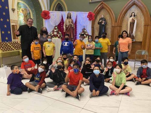 Closing of the School Year Mass (1) June 11, 2021