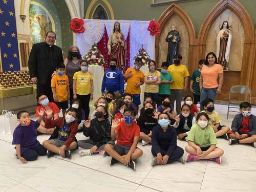 Closing of the School Year Mass (3) June 11, 2021