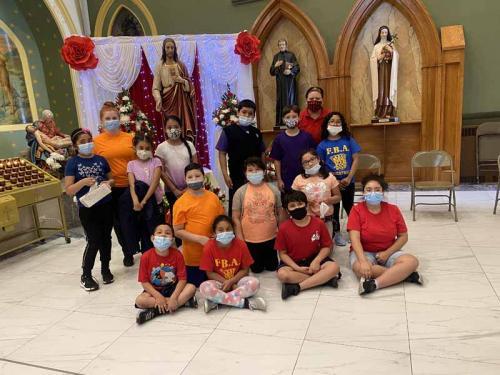 Closing of the School Year Mass (6) June 11, 2021