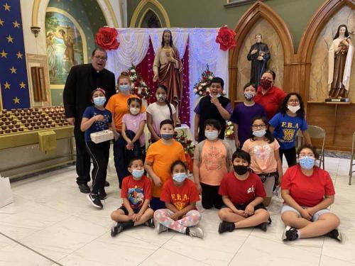 Closing of the School Year Mass (8) June 11, 2021