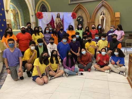 Closing of the School Year Mass (9) June 11, 2021
